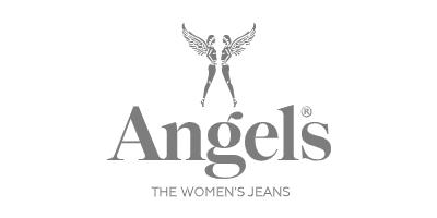 Angels Jeans Stylenamics Logo Black&White