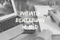 Initiativ Bewerbung Online-Marketing
